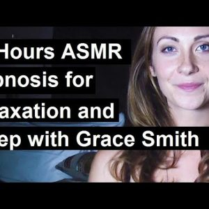 24 hours hypnosis for deep relaxation and sleep with Grace Smith - Softly Spoken