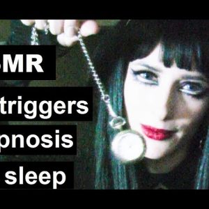 25 ASMR triggers; Hypnosis for sleep with Angela Gray; Pocket watch induction (Unus Annus)