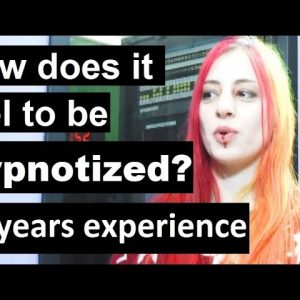 How does it feel to be hypnotized for 10 years? Hypnotist Bernie's Exposition 190 #hypnosis #NLP
