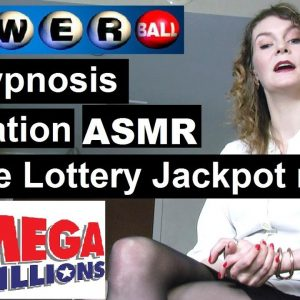 The secret method to manifest lottery jackpot fast! Powerball ASMR Edition.