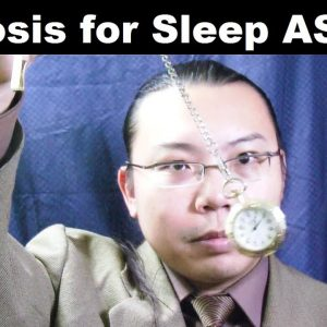 Hypnosis for Sleep with Bernie - Pocket watch induction, fractionization, finger snaps,