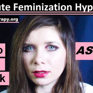 10 minute feminization hypnosis 2:  Love to wear lipstick.  ASMR LGBTQ