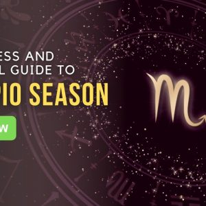 A Wellness and Survival Guide to Scorpio Season