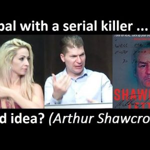 Pen pal with a serial killer is a good idea? Arthur Shawcross' best friend #DrPhil #truecrime