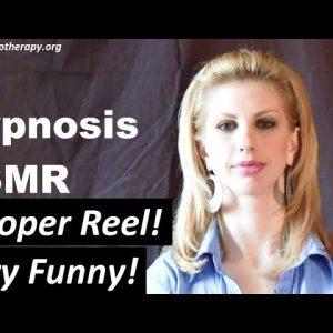 ASMR Hypnosis Blooper Reel - Very Funny!