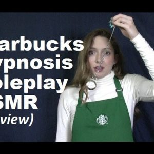 #ASMR Roleplay Coffee girl hypnotize you to relax preview #hypnosis #NLP