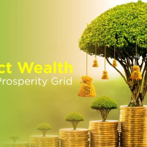 Attract Wealth With A Prosperity Grid