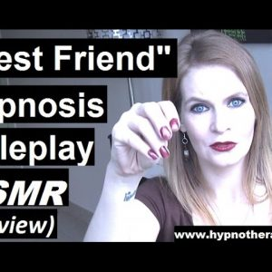 #ASMR Best friend hypnotize you to relax (preview) #Hypnosis #roleplay #hypno #NLP