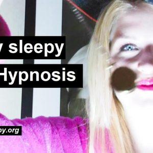 blonde witch makes you sleepy, very sleepy. Hypnosis for Sleep ASMR