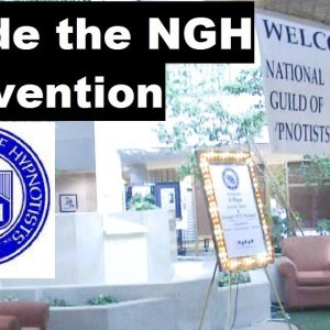 inside NGH convention 2017 National Guild of Hypnotists Conference Marlborough, MA