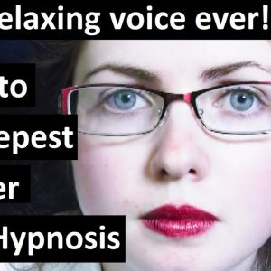 NEW! Sink into deepest hypnosis. Softly spoken ASMR for sleep with Maggie. Insomnia cure!