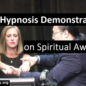 Hypnotist Bernie's Exposition Episode 196 with Kristin (Energy Block / Spirtual Awakening)
