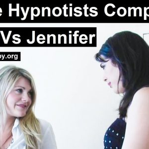 Female Hypnotists Competition; Nicole VS Jennifer. Hypnosis ASMR