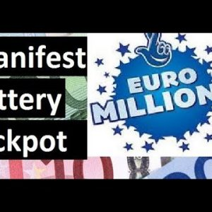the secret frequency for lottery winning Euromillion binaural beats for money and luck ASMR