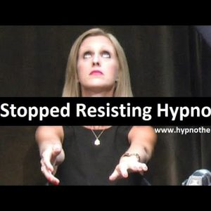 Alpha women stopped resisting hypnosis and learn to let go of all control.