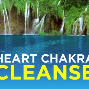 Heart Chakra Cleanse