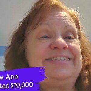 How Ann Manifested $10,000