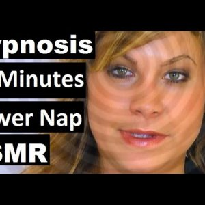 Hypnosis: 20 Minutes Sleep with Beth. Power Nap #ASMR #hypnosis #powernap