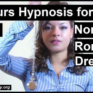 24 hours Hypnosis for Lucid Romantic Dreams with Julia Sanchez  - Female hypnotist