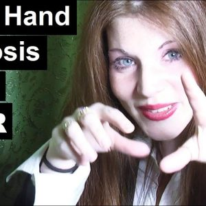 Hypnosis: Magic hand induction with Female Hypnotist Amber ASMR (updated)