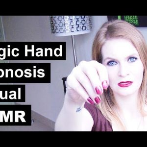 Hypnosis: Magic hand induction with Female Hypnotist  Rachel ASMR