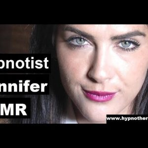 Hypnotist Jennifer: Hypnosis for focus and concentration ASMR Excerpt 1