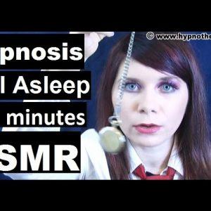 ASMR Hypnosis Fast asleep in 5 minutes, pocket watch induction #hypno #hypnosis #ASMR