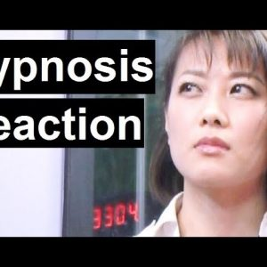 How does it feel to be hypnotized? Hypnotist Bernie's Exposition 188 #hypnosis #NLP