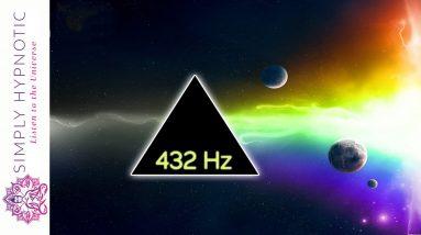 🎧 Boost Your Aura ✤ 432 Hz Attract Positive Energy Meditation Music ✤ Raise Positivity and Vibration