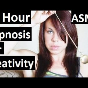 24 Hour Hypnosis for sleep ASMR - Creativity Boost POV (Female Hypnotist - Pocket watch induction)