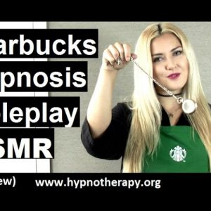 #ASMR Roleplay Starbucks girl hypnotize you to relax preview #hypnosis #NLP