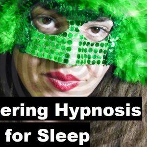 Whispering Hypnosis for sleep with Esmeralda  #ASMR Softly Spoken #hypno #hypnosis