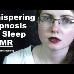 Whispering Hypnosis for Sleep with Maggie. Hour Long session. #hypnosis #hypno #NLP