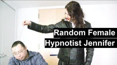 Random Female Hypnotist 27 - Hypnotist Jennifer - Funny Hypnosis ASMR Roleplay