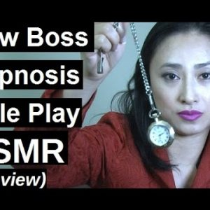 #ASMR #hypnosis New Boss hypnotize you to obey and work hard #Roleplay preview #NLP