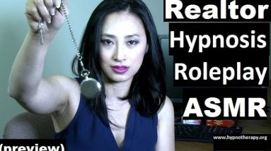#ASMR Roleplay hypnosis; Realtor Hypnotize you *preview* #hypnosis #NLP #hypnotherapy #asiangirl
