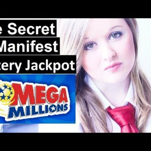 Manifest Megamillion Jackpot: The secret Meditation - Money, Abundance and winning unexpected income