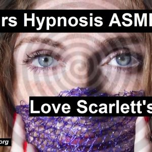 10 Hours hypnosis! Love Scarlett's voice; ASMR Softly spoken Direct Command Spiral Induction