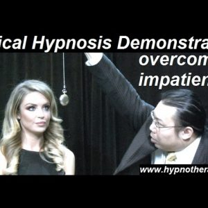 Hypnotist Bernie's Exposition - e185 with Katie (Impatience)  #hypnosis #hypnotherapy #NLP #insomnia
