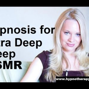 Hypnosis for Sleep with Emily - Ultra deep sleep (no music version) #ASMR #insomnia