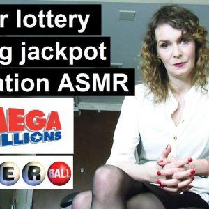 10 hours lottery jackpot winning affirmation - ASMR softly spoken - Self Hypnosis