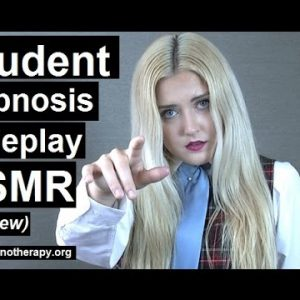"#ASMR Roleplay Student hypnotize you to give her ""A""s preview #hypnosis #NLP"