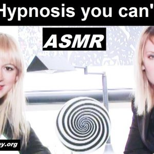 Spiral hypnosis induction you can't resist. ASMR Relax and sleep now .