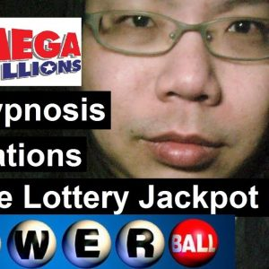 The secret method to win the lottery jackpot fast! Using the law of attraction and self hypnosis