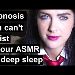 #ASMR Sleep hypnosis for resisting subjects 6 - utlra deep sleep with Jennifer Saands