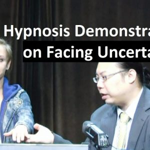 Hypnotist Bernie's Exposition Episode 199 with Erica (Fear of Uncertainty)