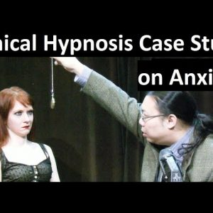 Hypnotist Bernie's Exposition Episode 205 with Violet (confidence/Anxiety)