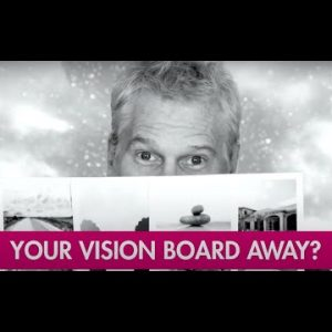 Feel Like Throwing Your Vision Board Away?