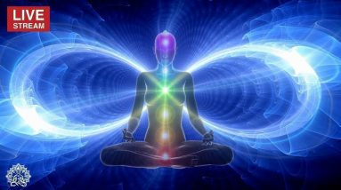 UNBLOCK ALL 7 CHAKRAS ✤- Aura Cleansing ✤ Root to Crown Balancing