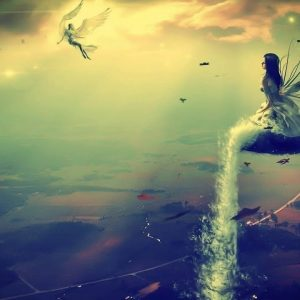 1111Hz ✤ Angels Touch ✤ Spiritual Hug of Angels ✤ Make A Wish